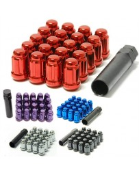 370z Wheel Mate 41885 Muteki Closed/Open End Lug Nuts M12x1.25