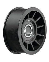 350z Vortech Smooth Metal Idler Pulley with lip