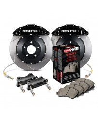350z StopTech Performance Slotted Front Brake Kit