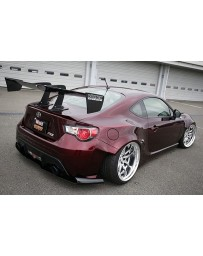 Toyota GT86 Voltex Type 7 GT Wing (Swan Neck)