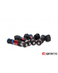 350z Grams Performance Fuel Injectors 750cc