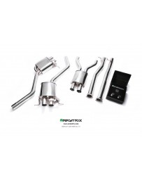 ARMYTRIX Stainless Steel Valvetronic Muffler Bentley Continental GT Speed 6.0 L W12 twin-turbo 2012+