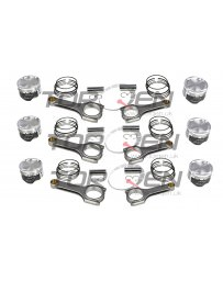 350z DE Wiseco Pistons, Brian Crower Sportman Connecting Rods Combo Kit