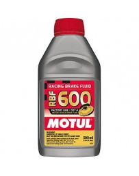 350z Motul RBF 600 Racing Brake Fluid DOT 4