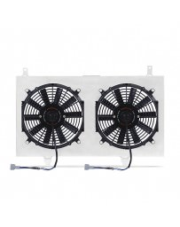 350z DE Performance Aluminium Fan Shroud Kit