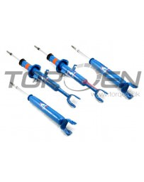 350z Tokico HP Blue Front and Rear Shock Set