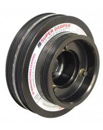 350z DE ATI Super Damper Street Crank Pulley with Belts