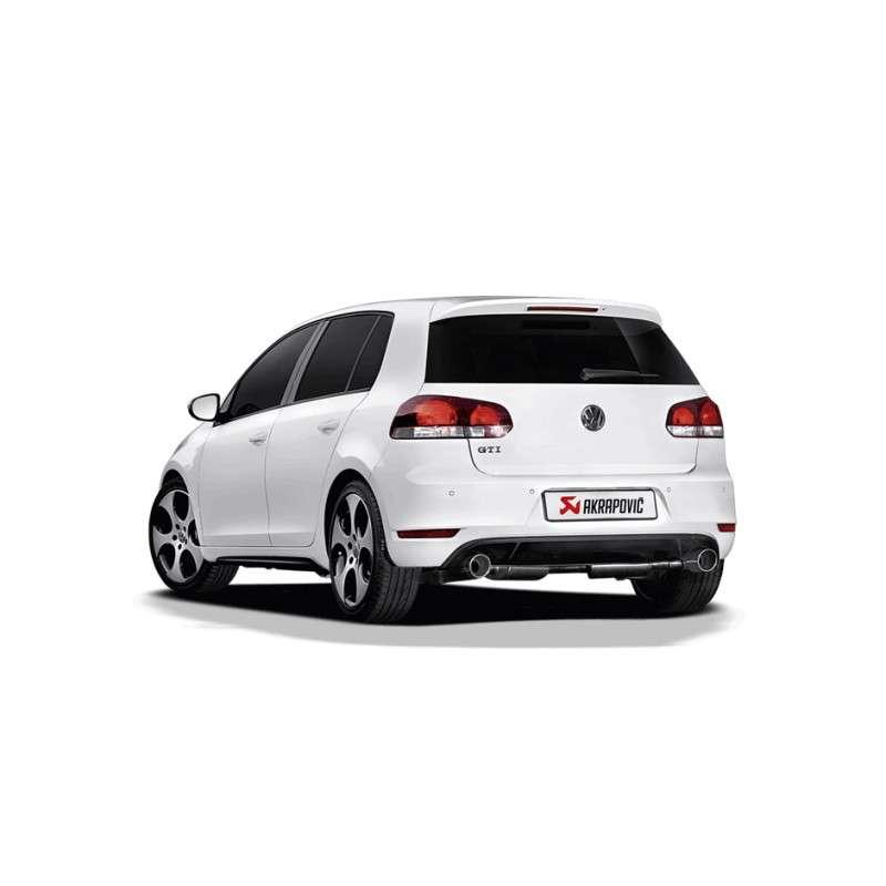 Akrapovic Volkswagen Golf (VI) TSI 1,4 (118KW) 2008-2012