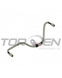 350z Nissan OEM Front Brake Caliper Fluid Line Tube, LH