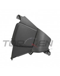 350z HR Nissan OEM Center Console Side Finisher with Knee Cushion, LH 06-08