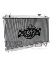 350z DE CSF High Performance Aluminum Radiator