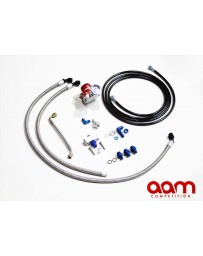 350z HR AAM Competition Fuel Return System Basic