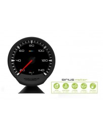 350z Greddy Sirius Oil Temperature Meter - 74mm