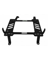 Planted Seat Bracket- Jeep Wrangler JK 4 Door (2007+) LOW - Driver / Right *Mounts to floor not pedestal