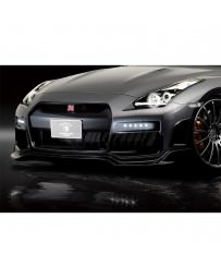 Nissan GT-R R35 Tommy Kaira Front Style Kit