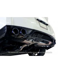 Nissan GT-R R35 Greddy Dual Racing Titanium Exhaust (94mm)
