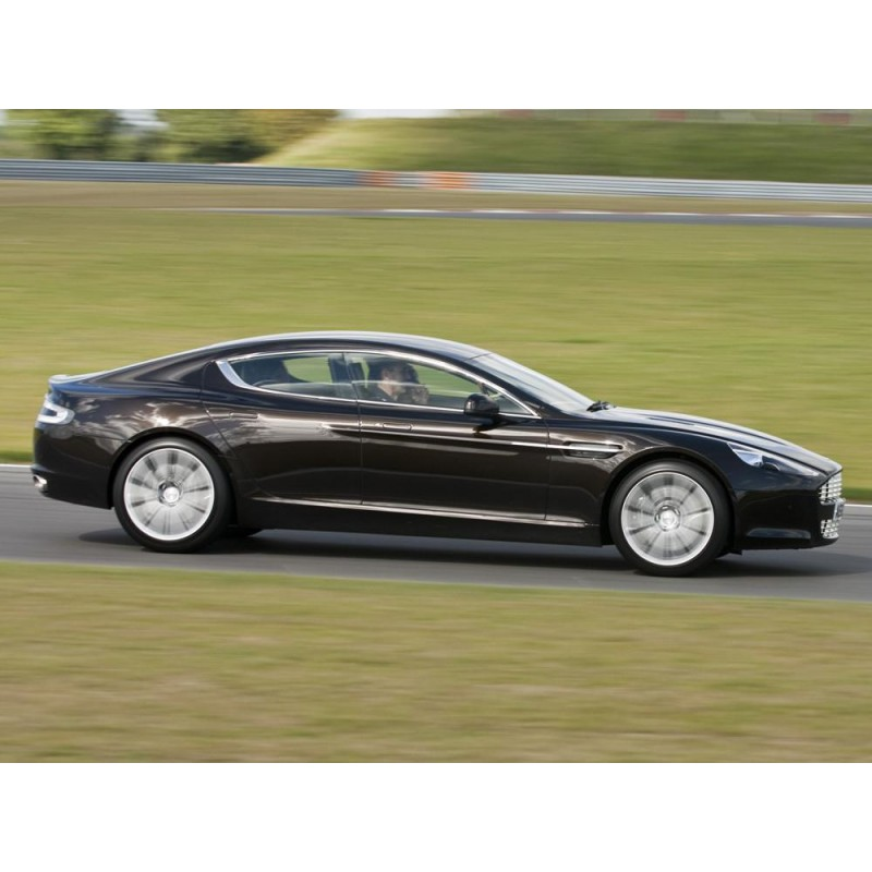2010 Aston Martin Rapide Camshaft: QuickSilver Exhausts Aston Martin Rapide Sport Rear