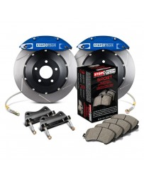 Toyota GT86 StopTech Performance Drilled Rear Brake Kit
