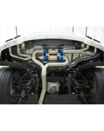 Nissan GT-R R35 Titek Titanium Cat Back Street Exhaust