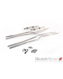 QuickSilver Exhausts Ferrari 250 GT Boano and Ellena Stainless Steel Exhaust (1956-58)