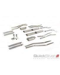 QuickSilver Exhausts Ferrari 250 GT California Long Wheel Base (1958-1960) Stainless Steel Exhaust
