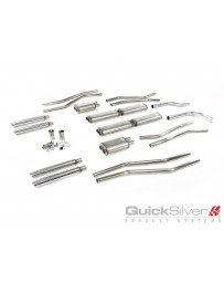 QuickSilver Exhausts Ferrari 250 GT California Short Wheel Base (1960-63) (1958-1960) Stainless Steel Exhaust