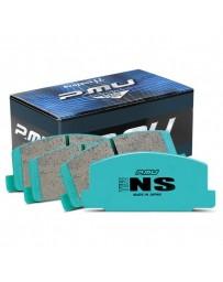 350z Project Mu Type NS brake pads - REAR