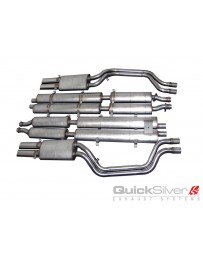 QuickSilver Exhausts Ferrari 412 Stainless Steel Exhaust (1985-89)