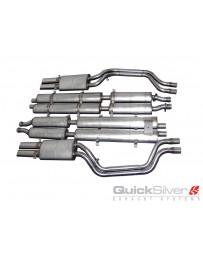 QuickSilver Exhausts Ferrari 412 Stainless Steel Exhaust (1985-89)