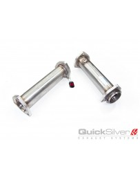 QuickSilver Exhausts Ferrari 512 TR and 512 M Cat Replacement pipes (1992-96)