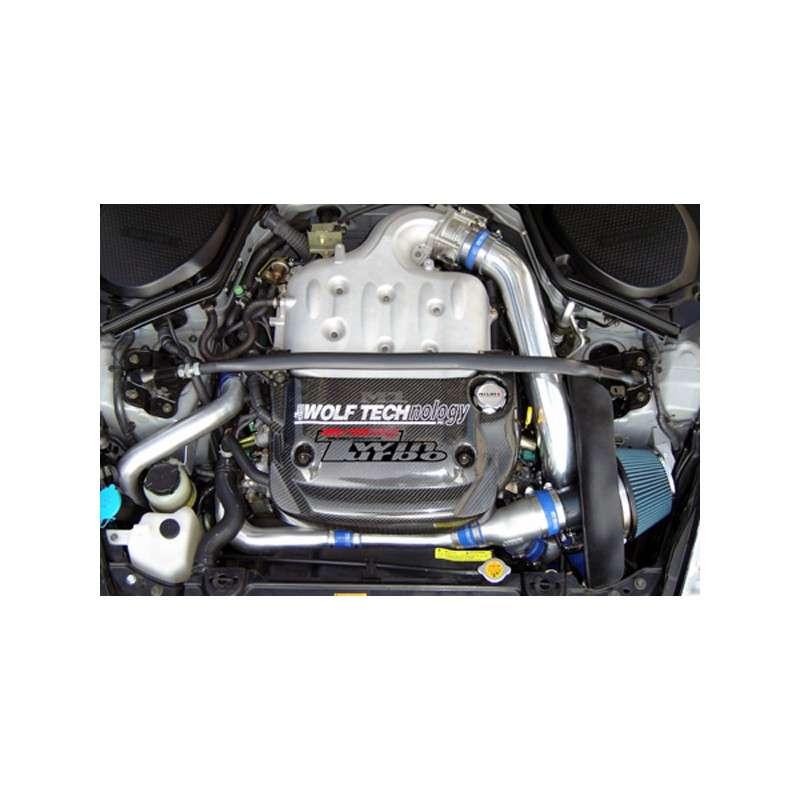 350z DE JWT Jim Wolf Technology Twin Turbo Kit