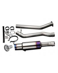 Nissan 240SX S14 Tomei Expreme Ti Titanium Catback Exhaust System