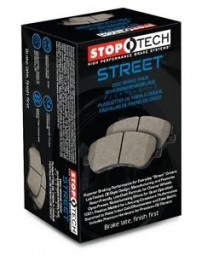 R34 Stoptech Front Street Brake Pads for Stoptech ST-41 Calipers