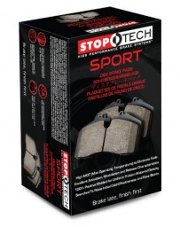 R34 Stoptech Front Sport Brake Pads for Stoptech ST-40 Calipers