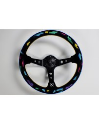 350z Vertex Leopard Steering Wheel