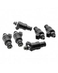 R34 DeatschWerks 1200cc/min Fuel Injector Set