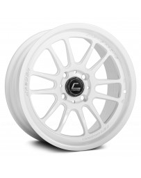 "COSMIS RACING - XT-206R White (18"" x 9.5"", +10 Offset, 5x120.65 Bolt Pattern, 74.1mm Hub)"