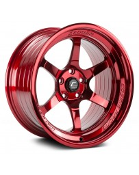 "COSMIS RACING - XT-206R Hyper Red (18"" x 9.5"", +10 Offset, 5x114.3 Bolt Pattern, 73.1mm Hub)"