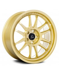 "COSMIS RACING - XT-206R Gold (18"" x 9.5"", +10 Offset, 5x114.3 Bolt Pattern, 73.1mm Hub)"