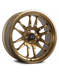 "COSMIS RACING - XT-206R Hyper Bronze (18"" x 9"", +33 Offset, 5x120.65 Bolt Pattern, 74.1mm Hub)"