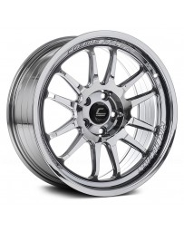 "COSMIS RACING - XT-206R Black Chrome (17"" x 8"", +30 Offset, 5x100 Bolt Pattern, 73.1mm Hub)"