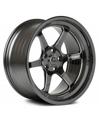 "COSMIS RACING - XT-006R Black with Machined Spokes (18"" x 9"", +35 Offset, 5x114.3 Bolt Pattern, 73.1mm Hub)"