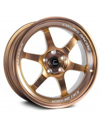 "COSMIS RACING - XT-006R Hyper Bronze (18"" x 11"", +8 Offset, 5x114.3 Bolt Pattern, 73.1mm Hub)"