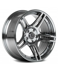 "COSMIS RACING - S5R Black Chrome (18"" x 10.5"", +20 Offset, 5x114.3 Bolt Pattern, 73.1mm Hub)"