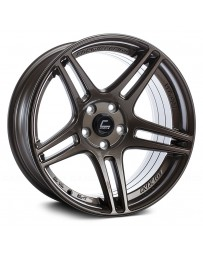 "COSMIS RACING - S5R Bronze (17"" x 10"", +22 Offset, 5x114.3 Bolt Pattern, 73.1mm Hub)"