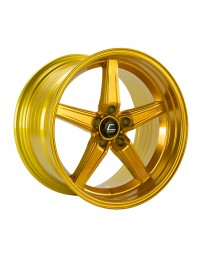 COSMIS RACING - R5 18x10.5 +15mm 5x114.3 COLOR: Hyper Gold
