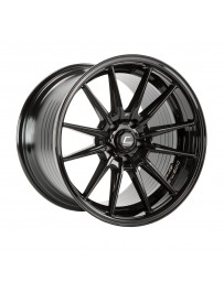 COSMIS RACING - R1 PRO 18x12 +24mm 5x114.3 COLOR: Black