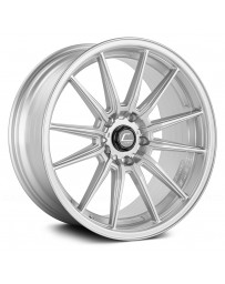 "COSMIS RACING - R1 Silver (18"" x 9.5"", +35 Offset, 5x114.3 Bolt Pattern, 73.1mm Hub)"