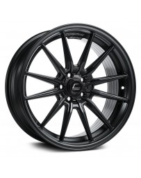 "COSMIS RACING - R1 Matte Black (18"" x 9.5"", +35 Offset, 5x114.3 Bolt Pattern, 73.1mm Hub)"