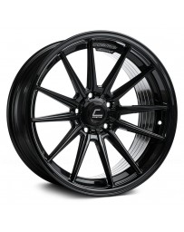 "COSMIS RACING - R1 Black (18"" x 9.5"", +35 Offset, 5x112 Bolt Pattern, 66.5mm Hub)"
